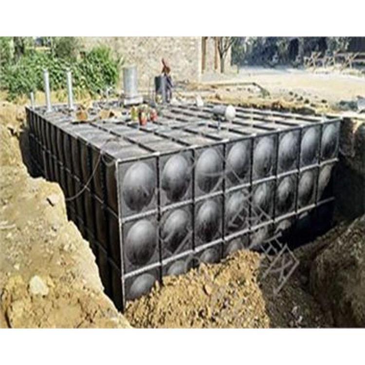 西安消防水箱厂 BDF地埋式水箱
