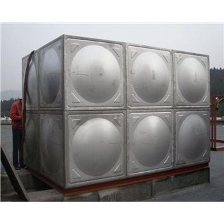 西安生活水箱 组合式不锈钢水箱