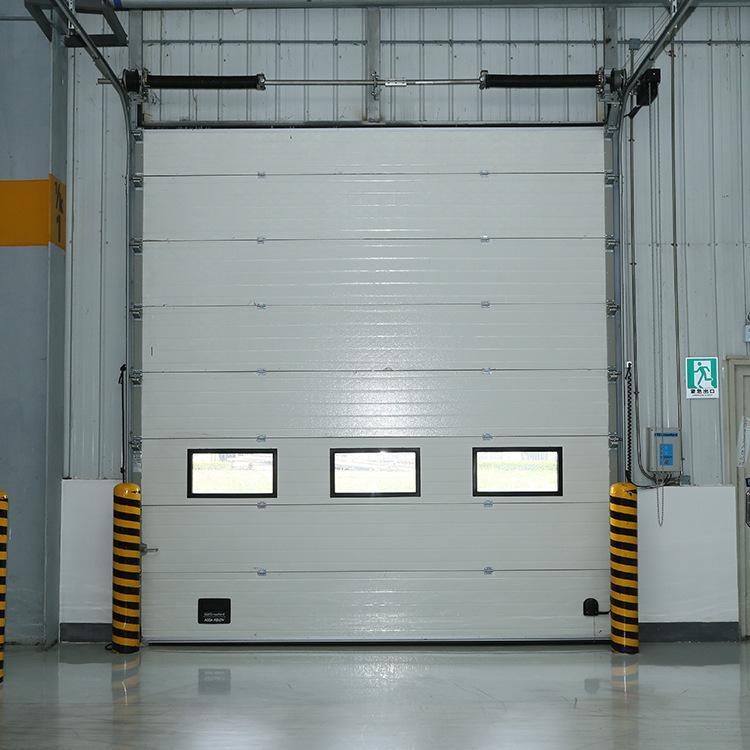 贵州工业提升门快速卷门气密门伸缩门折叠门别墅车库门生产厂家