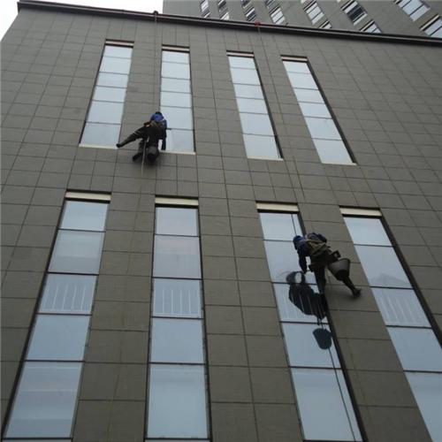 西安专业外墙清洗 企业外墙高空清洗 外墙清洗公司