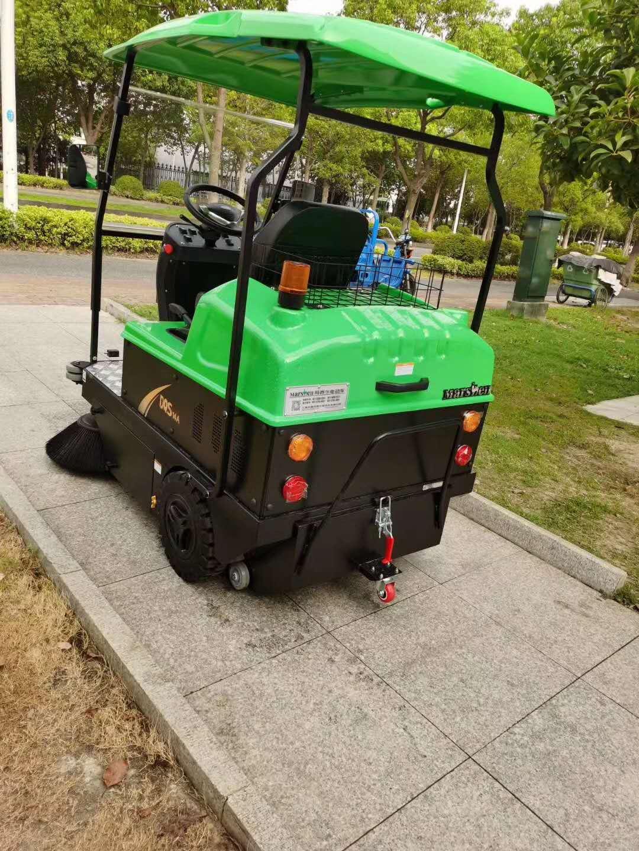 贵州社区物业电动扫地车/驾驶玛西尔电动车技术争先客户至上