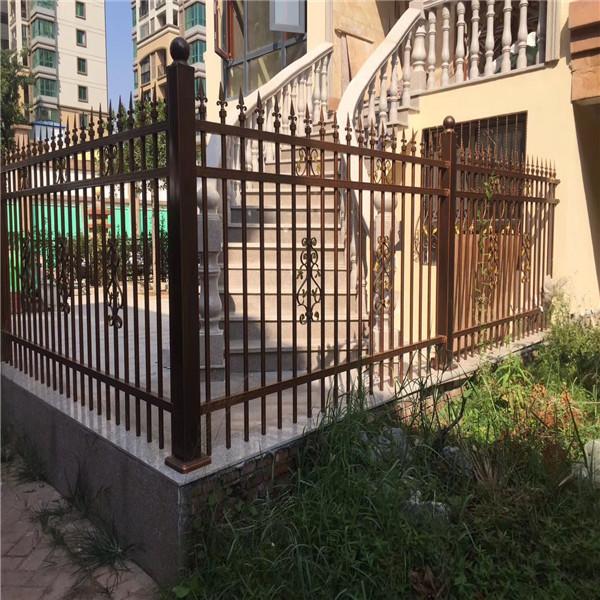 西安铁艺护栏厂家 铁网围栏
