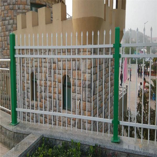 西安别墅护栏  西安锌钢护栏厂家定制批发