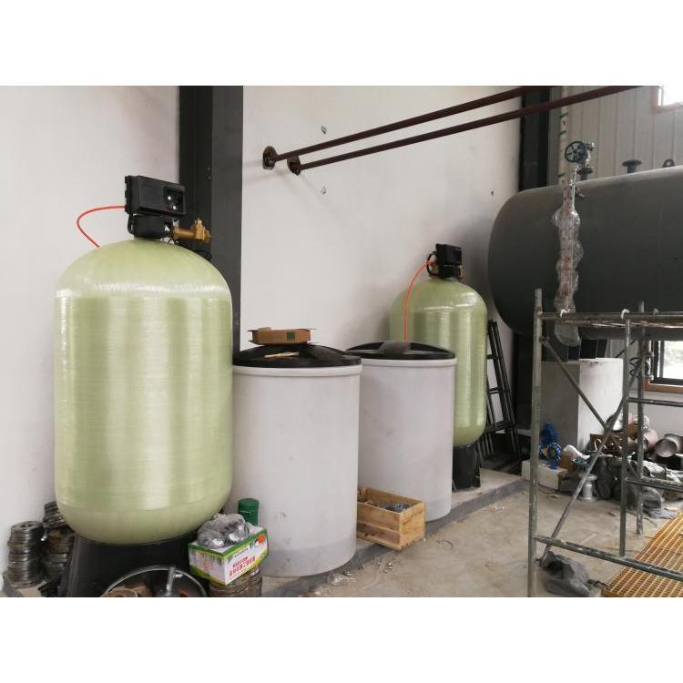 陕西西安润新40吨软水器 西安软水器厂家 软水器 软化水