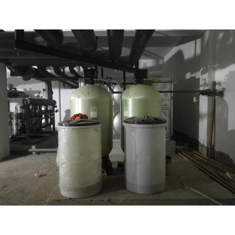 西安润新40吨软水器 西安软水器厂家 水处理 软化水 软水器