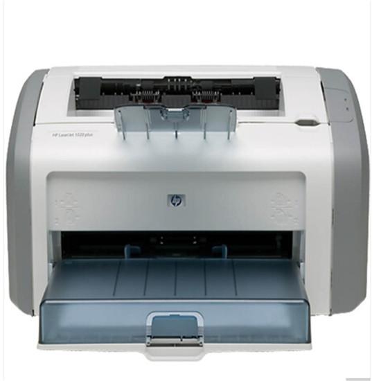 惠普LaserJet 1020 Plus 黑白激光打印机A3全新免押金黑白机(免押金租赁)