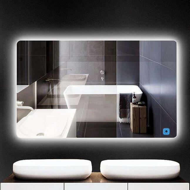 卫生间智能镜、浴室智能镜、智能镜厂家直销