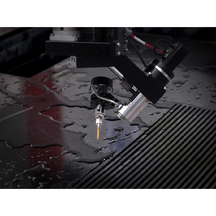 三千屹 水切割刀头 水刀AB五轴刀头 五轴刀头厂家