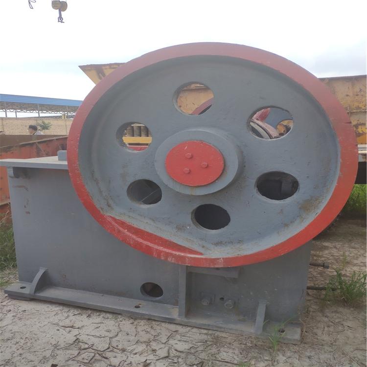 陕西粗碎鄂式破碎机厂家 高效花岗岩细鄂破机 鄂式矿山碎石机