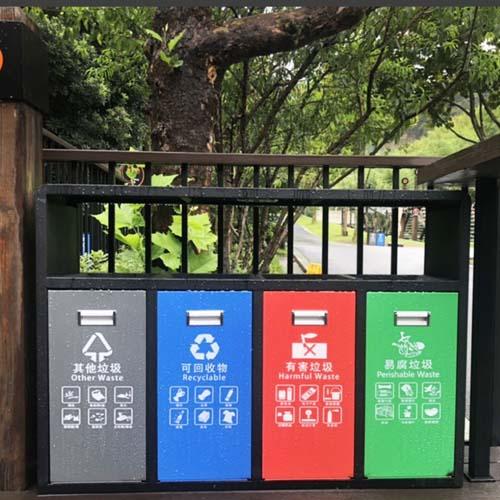 垃圾桶 环卫垃圾桶 户外垃圾桶
