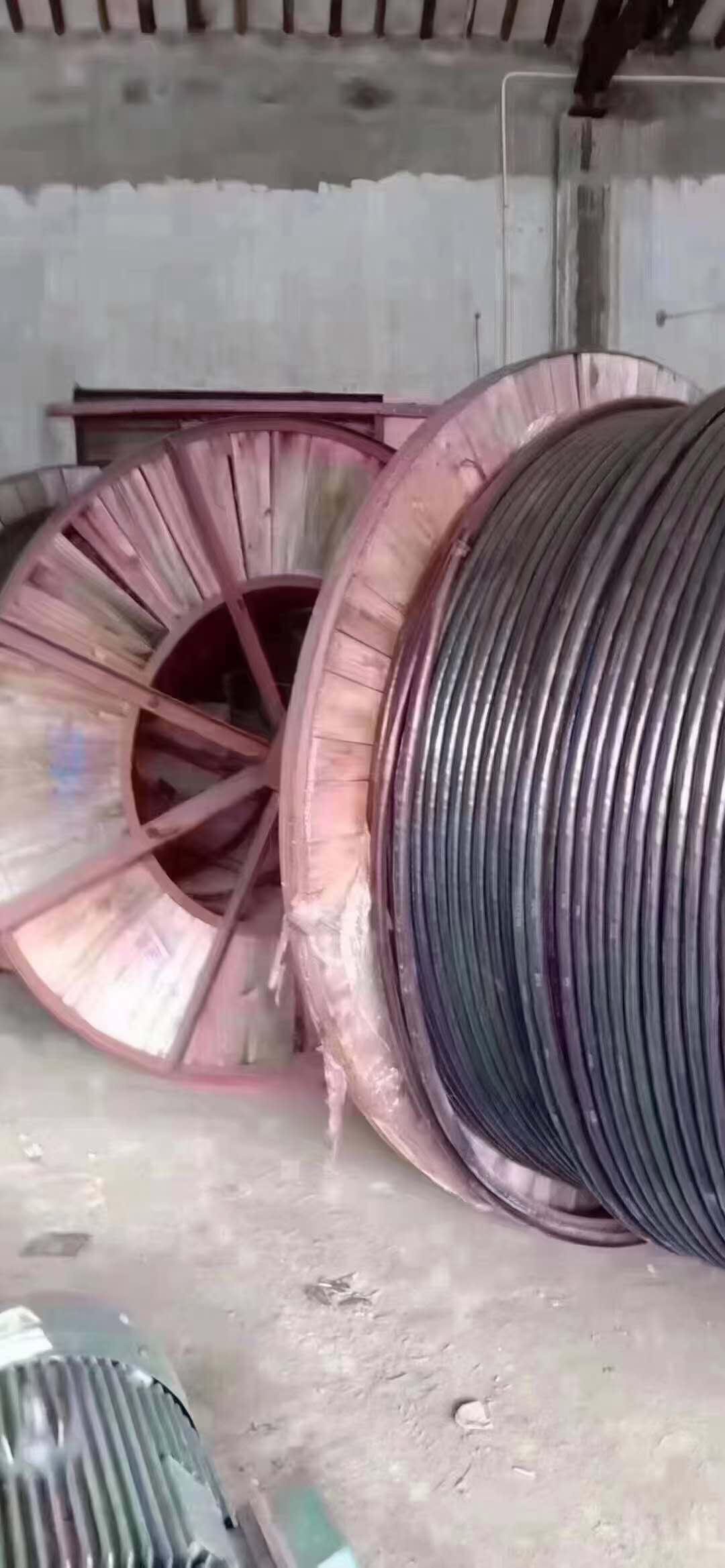 西安废铜电线电缆回收厂家