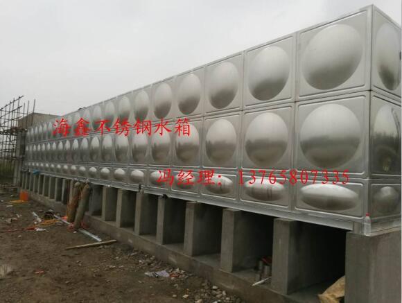 贵州供水设备不锈钢供水设备厂家直销保温水箱处理