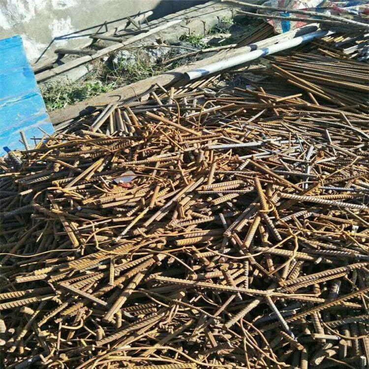 陕西高价回收废旧钢铁 废旧钢铁回收厂家 工地废料回收