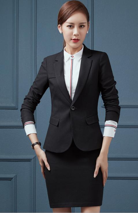 西安女士西装定制    女士职业装定制  女士西装定制价格
