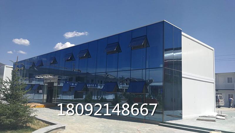 西安集装箱生产厂家 西安工地临建用房  临建批发