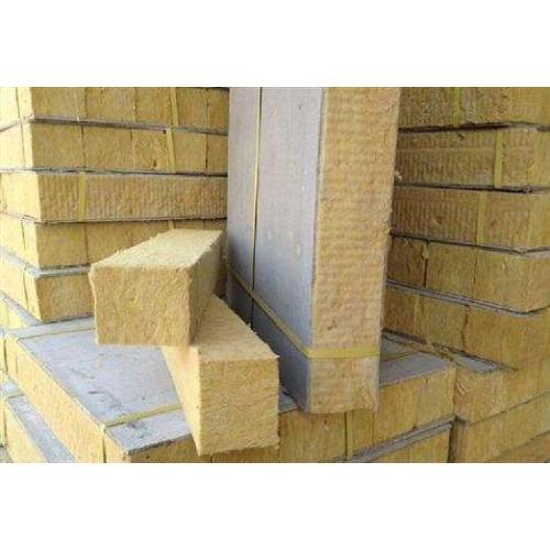陕西防火岩棉板 复合岩棉保温板 外墙保温岩棉板厂家 西安保温材料厂