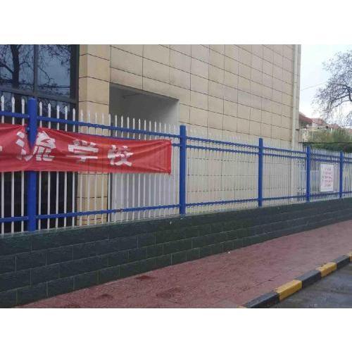 陕西宝鸡铁艺护栏 西安铁艺护栏