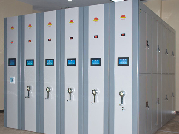 贵州智能电动密集架 电动密集柜厂家 财务密集柜  档案移动密集柜  厂家直销价格优惠