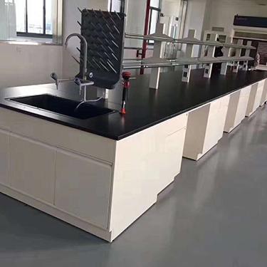 多采芝实验室家具定制实验室设计PP全钢全木实验台实验室工作台