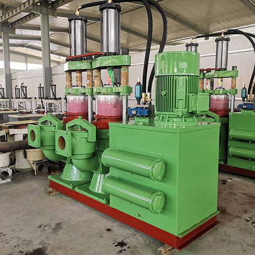 压滤机给料泵 西安压滤机专用泵 YB型变频智能陶瓷柱塞泵厂家
