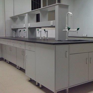 西北实验室家具定制实验室设计PP全钢全木实验台实验室工作台