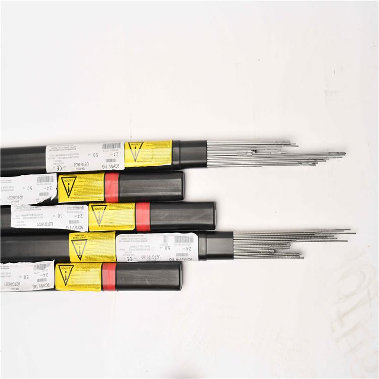 西安现货原装进口林肯曼彻特焊丝9CrMOV-N (P91)2.4
