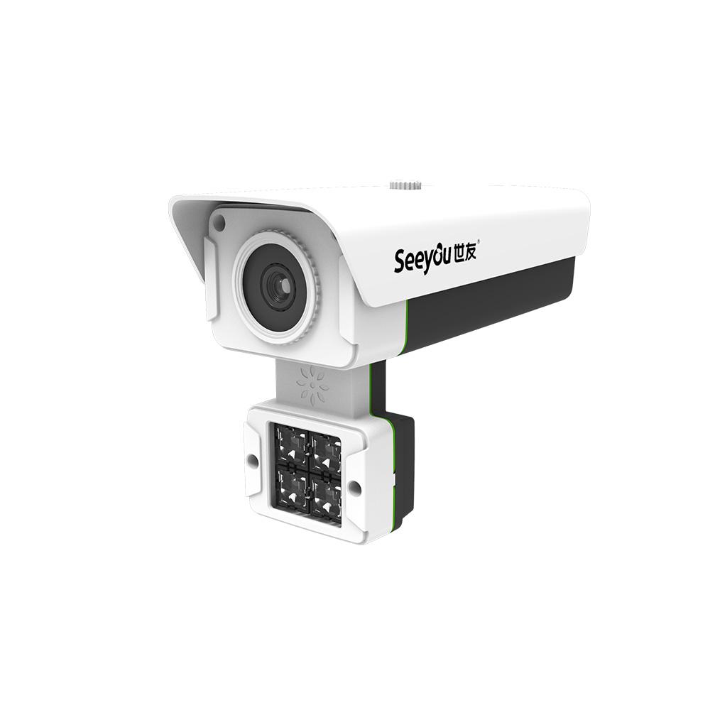 200万暖光AI智能语音对讲POE网络摄像机SY-L4A2C-PTN