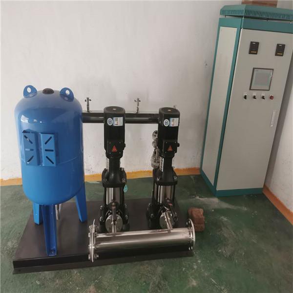 陕西2.2KW一用一备恒压变频供水设备厂家