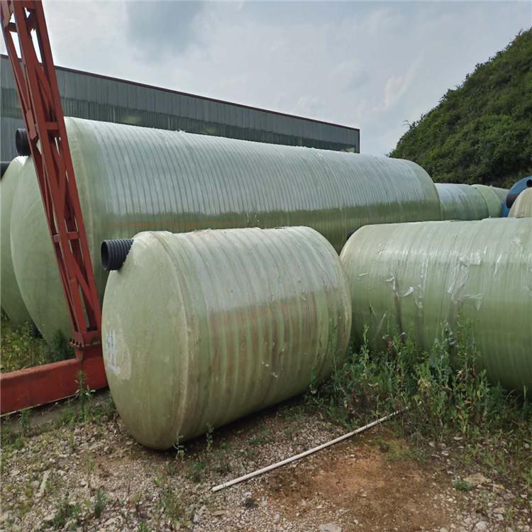 中卓远景 家用隔油池沉淀池 玻璃钢化粪池 规格报价