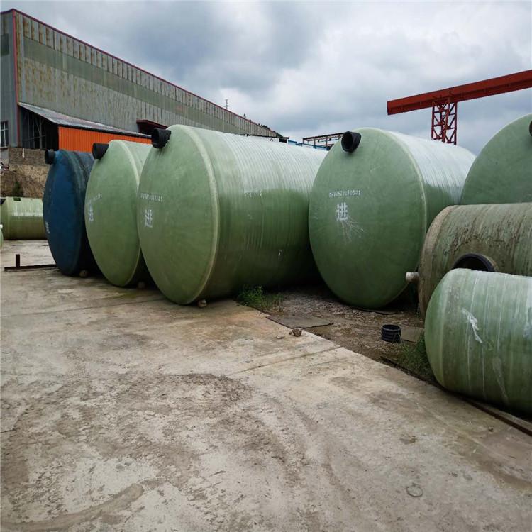 中卓远景 小型厕所改造化粪池 玻璃钢化粪池厂家 厂家直销