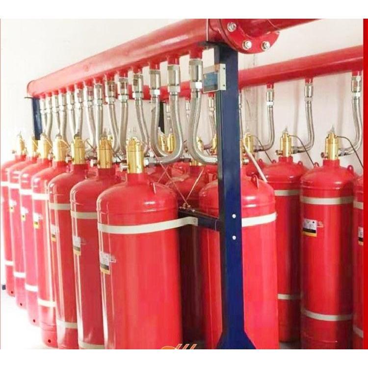 管网式七氟丙烷 灭火器 消防栓
