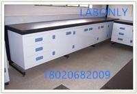 白银实验台中央台边台实验室家具耐酸碱腐蚀