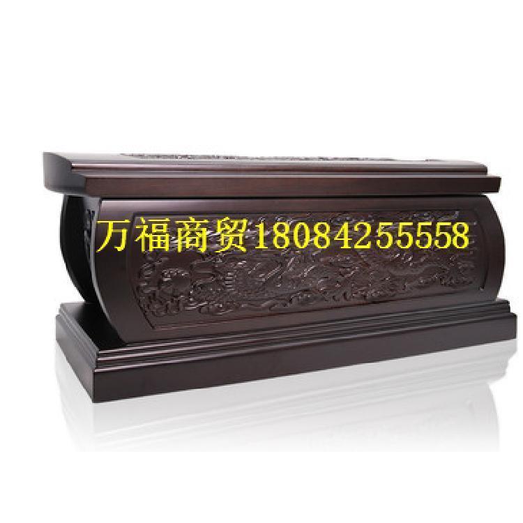 贵州厂家定做39公分黑檀木寿棺