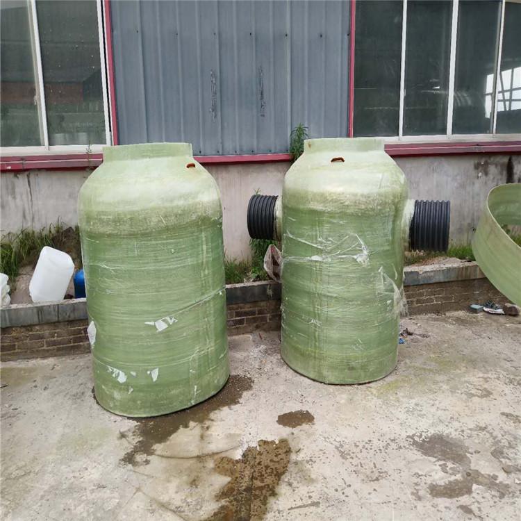 中卓远景 小型玻璃钢化粪池 可定制家用小型化粪池 欢迎咨询