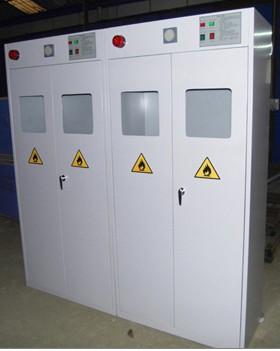 吴忠气瓶柜功能柜实验室家具定制实验室设计