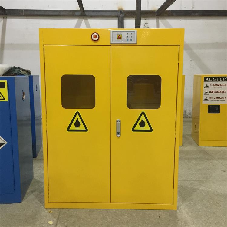 陕西气瓶柜实验室家具定制实验室设计功能柜