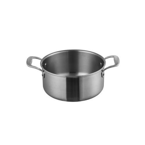 陕西奥阳厂家直销钛礼品 钛铝合金复底汤锅 不锈钢奶锅