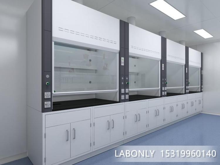 榆林实验室多功能通风柜PP全钢钢木通风橱可定制