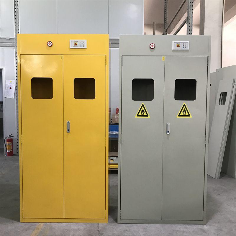 西宁气瓶柜实验室家具多种材质支持定制