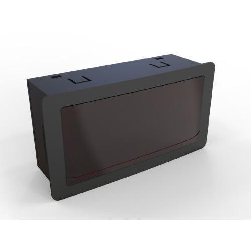 LED-595-4P是工业级4位0.5寸数码显示模块