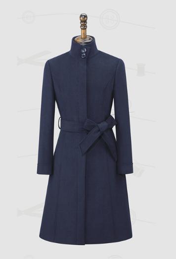 西安女士大衣  西安女士大衣定制