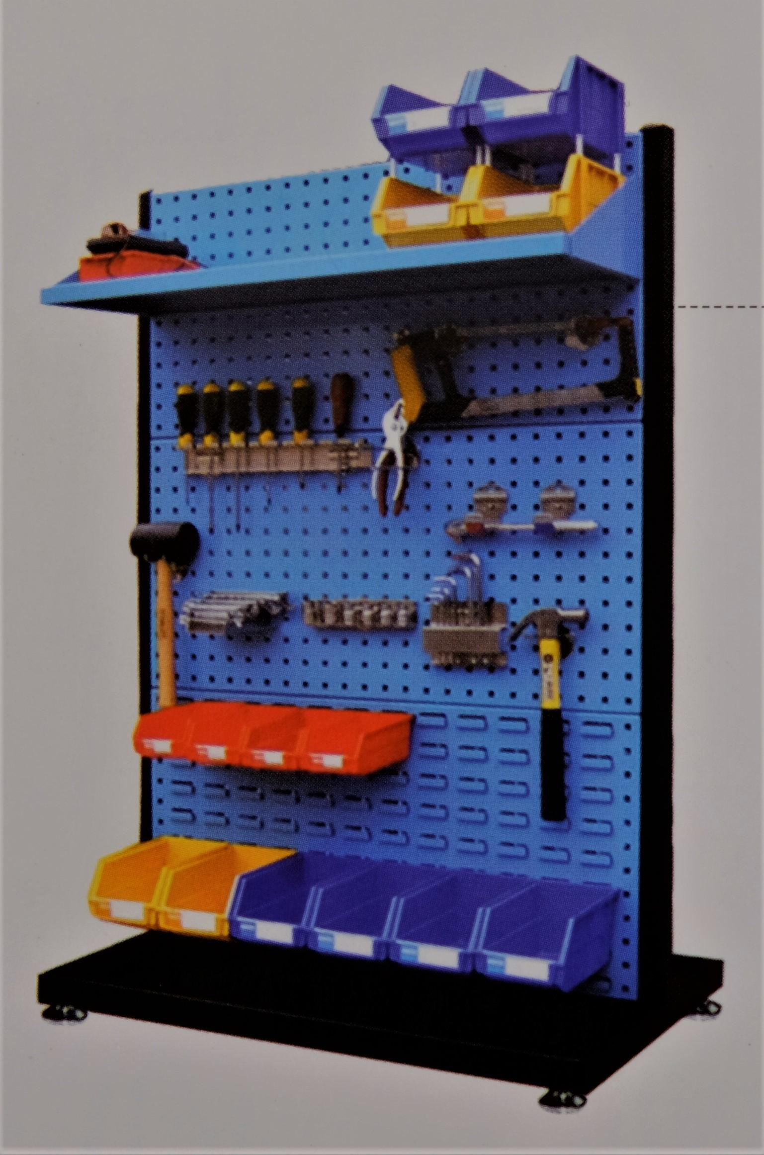 西安物料架厂家工具物料架移动物料架工具存放车