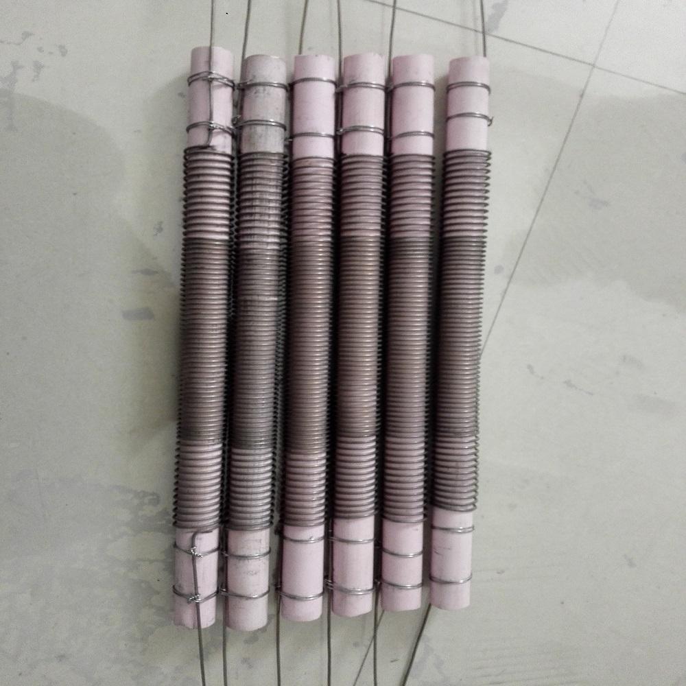 厂家定制陶瓷管电炉丝 高温发热丝 电烤炉电炉丝