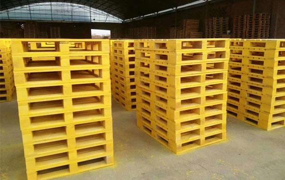 专业木材陕西地区托盘箱