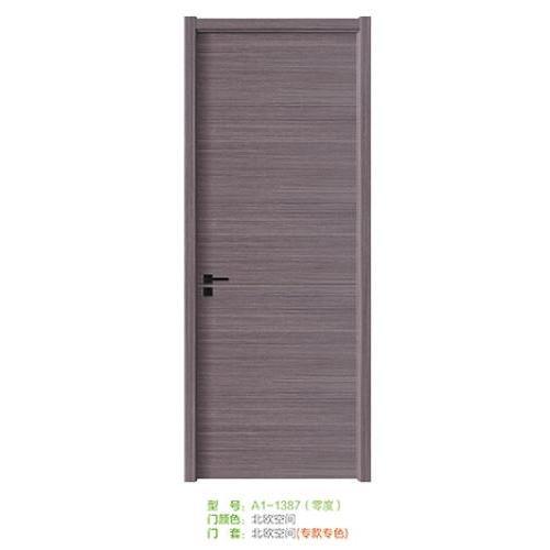 实木门 强化木门  干漆木门铝包边门  原木门 净味拼装门