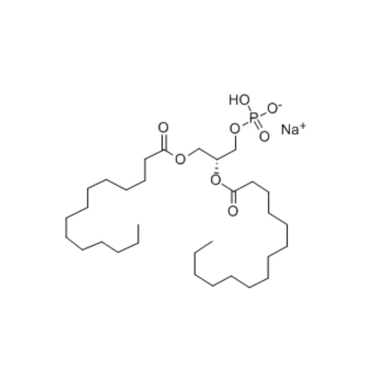 1,2-二豆蔻酰-SN-甘油-3-磷酸单钠盐 DMPA, Na