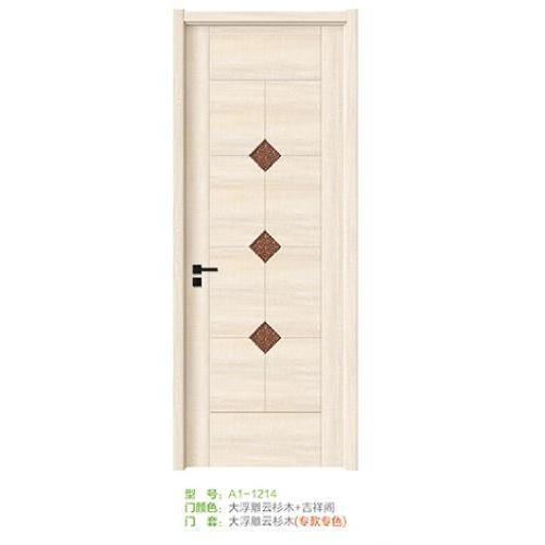 时尚木门   强化木门 铝包边门 原木门实木门