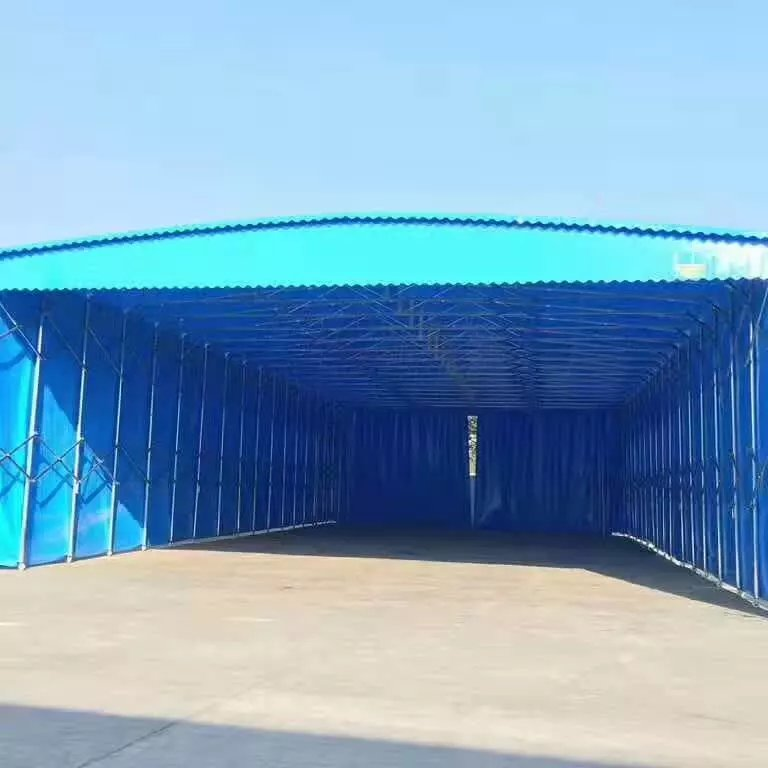 西安专业生产推拉雨棚