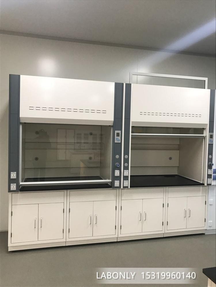 实验室家具厂家销售通风柜PP全钢钢木通风橱可定制