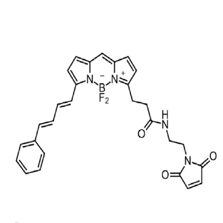 BDP 581/591 maleimide (MAL) 马来酰亚胺 Bodipy系列染料 科研试剂